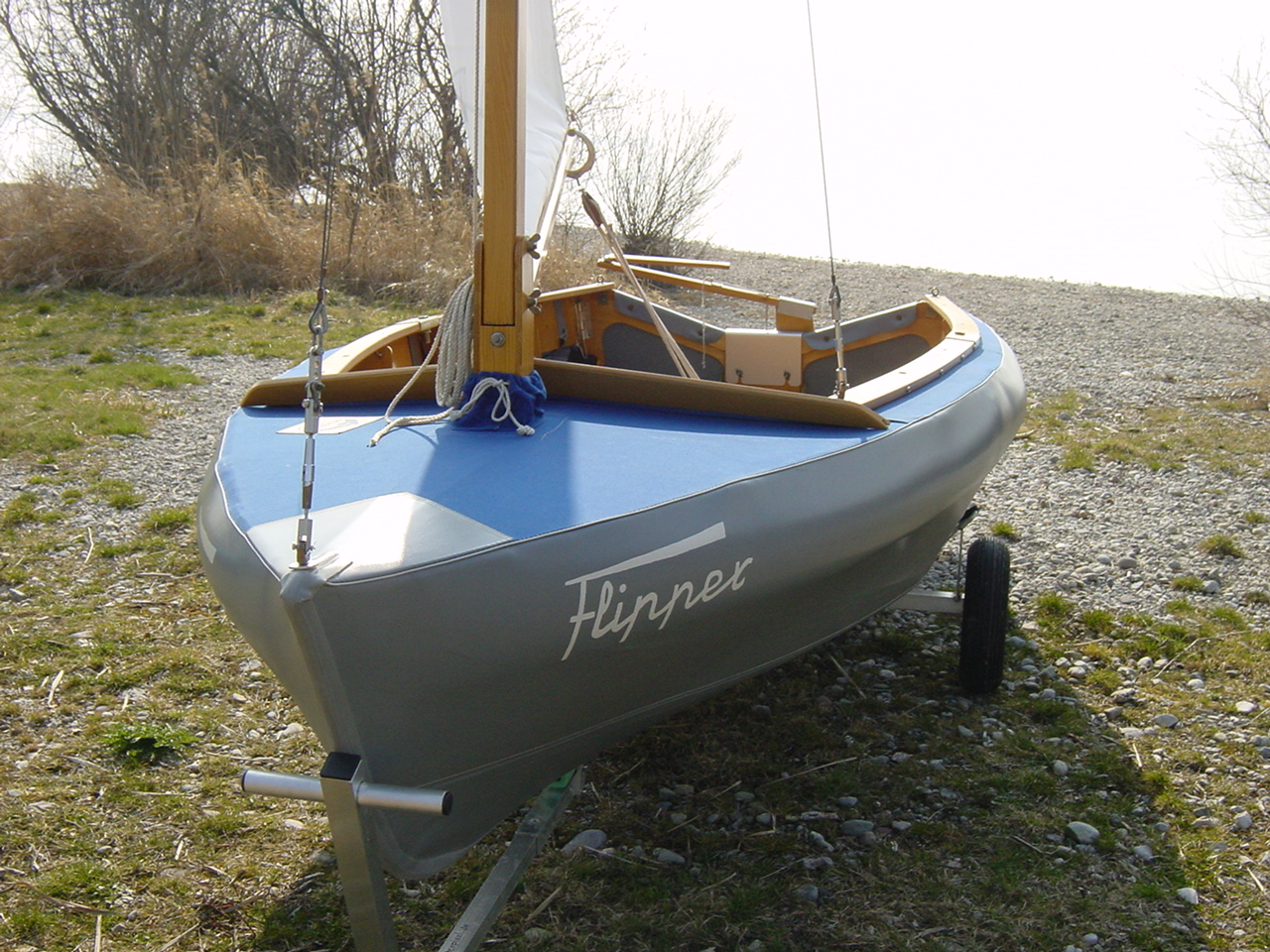 Design and Performance of Skin on Frame Sailboats