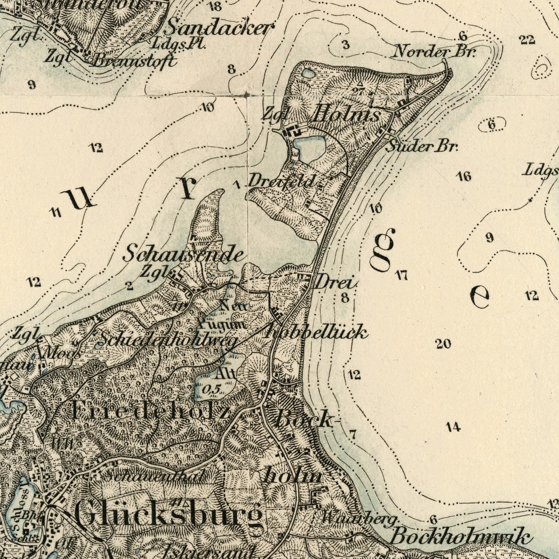 Flensburg Karte.Datei Karte Des Deutschen Reiches Von 1893 Flensburg 5820023c