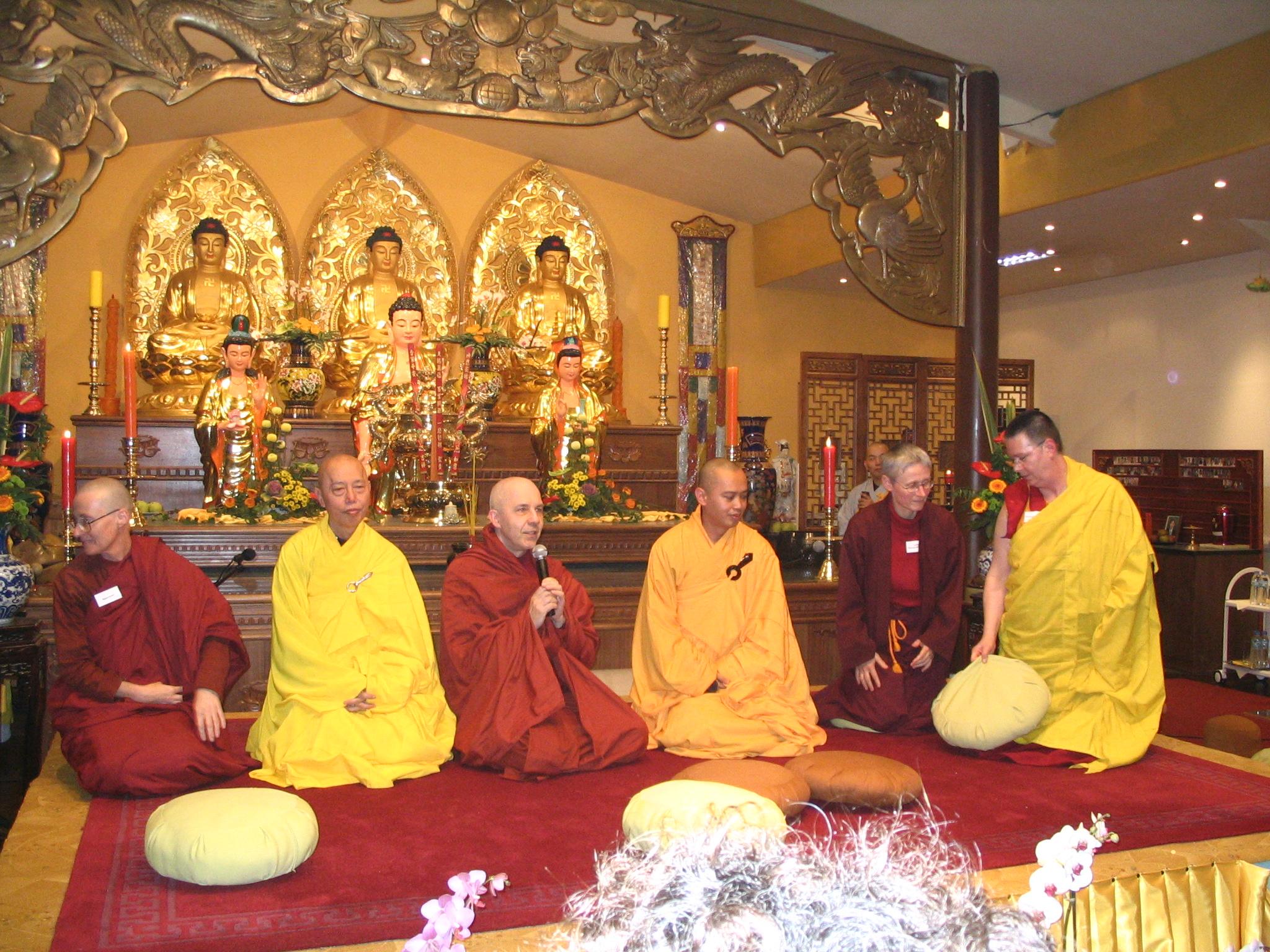 Buddhistischer Glaube