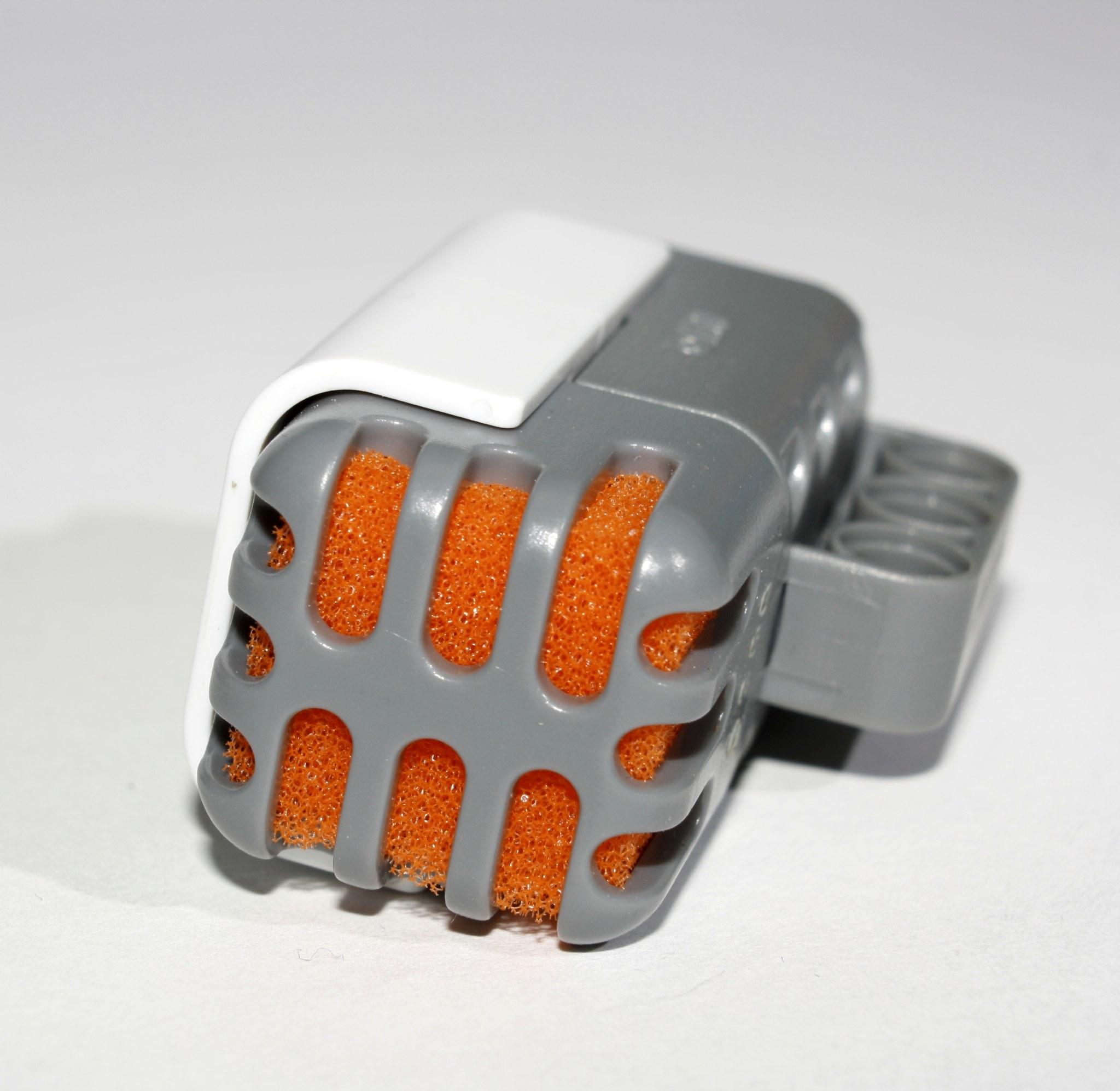 Lego Mindstorms Nxt   Printer Building Instructions