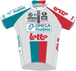Trikot Omega Pharma-Lotto