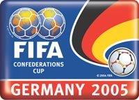 FIFA-Konföderationen-Pokal 2005. FIFA Confederations Cup 2005. 150px alt=