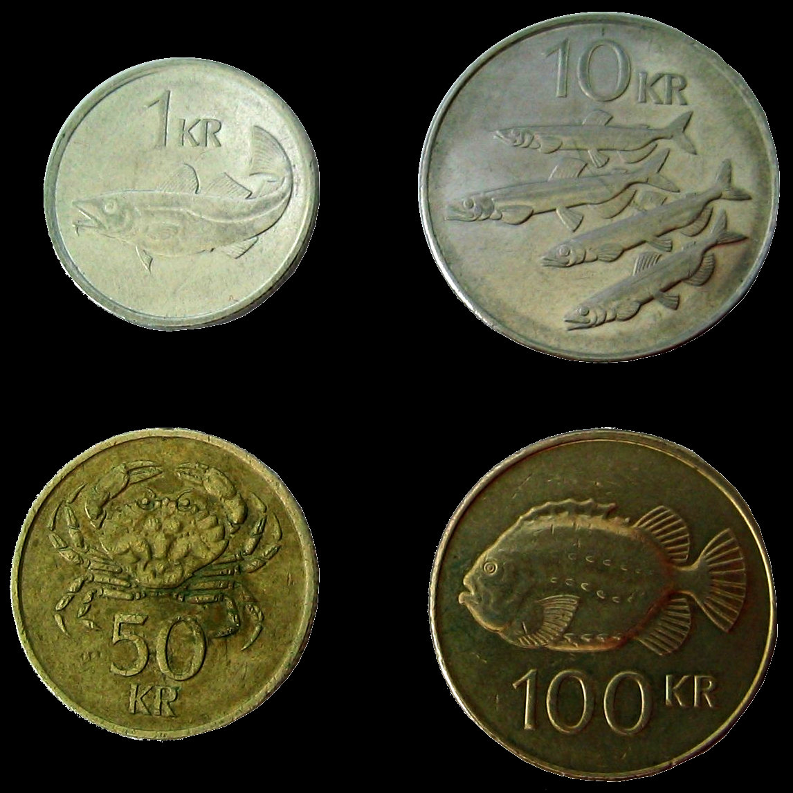 krona dollar