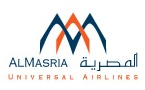 Logo der AlMasria Universal Airlines