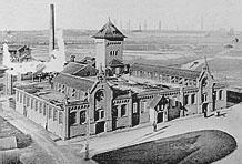 Schlachthof Köln Ehrenfeld