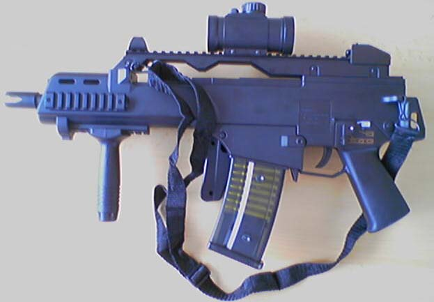 Spielzeugwaffe