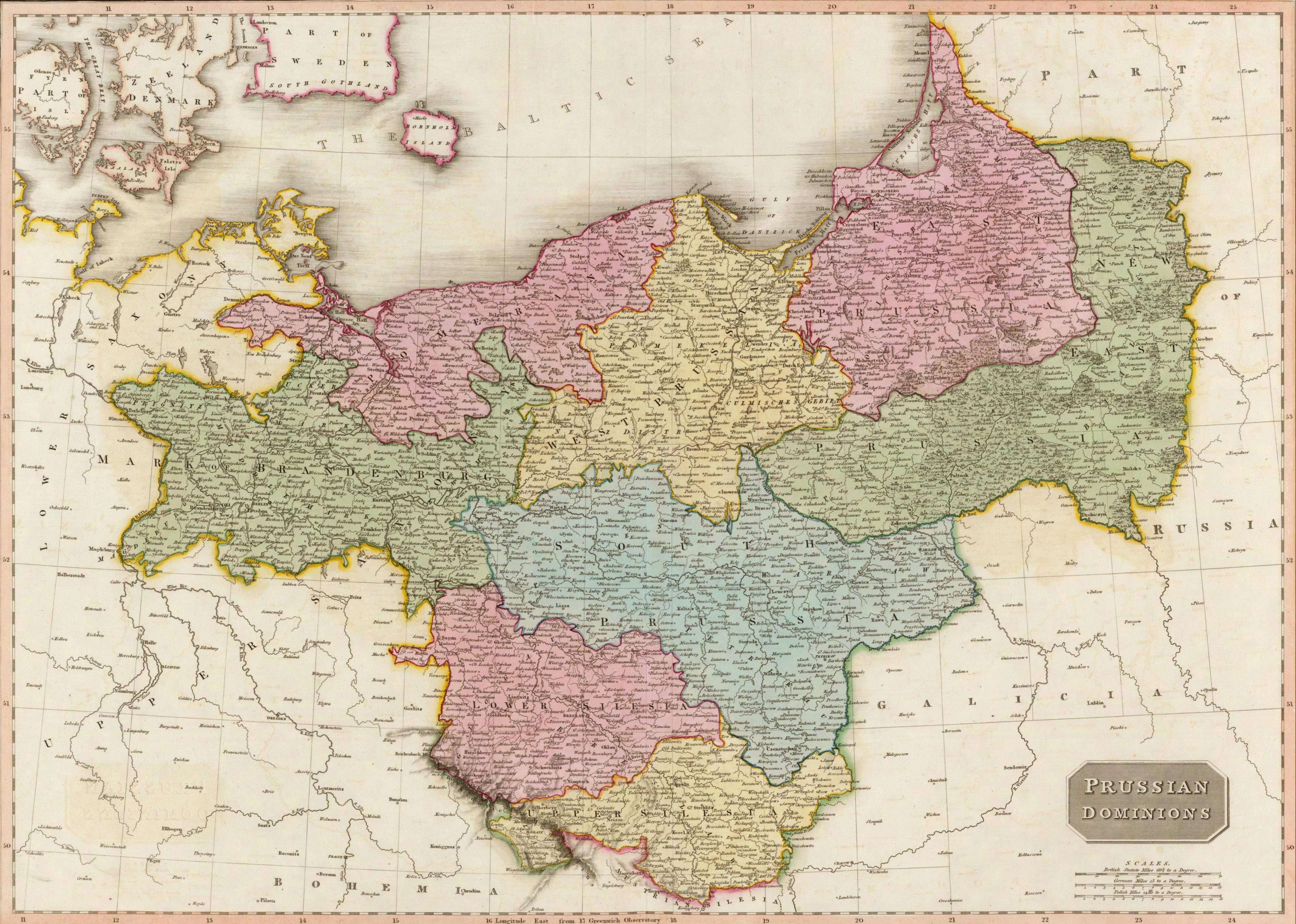 preußen karte Datei:Landkarte Preußen 1806 lower. – Wikipedia