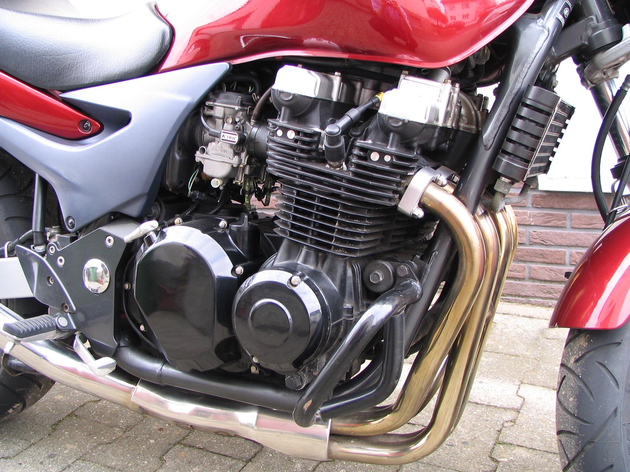 Kawasaki Zproblems