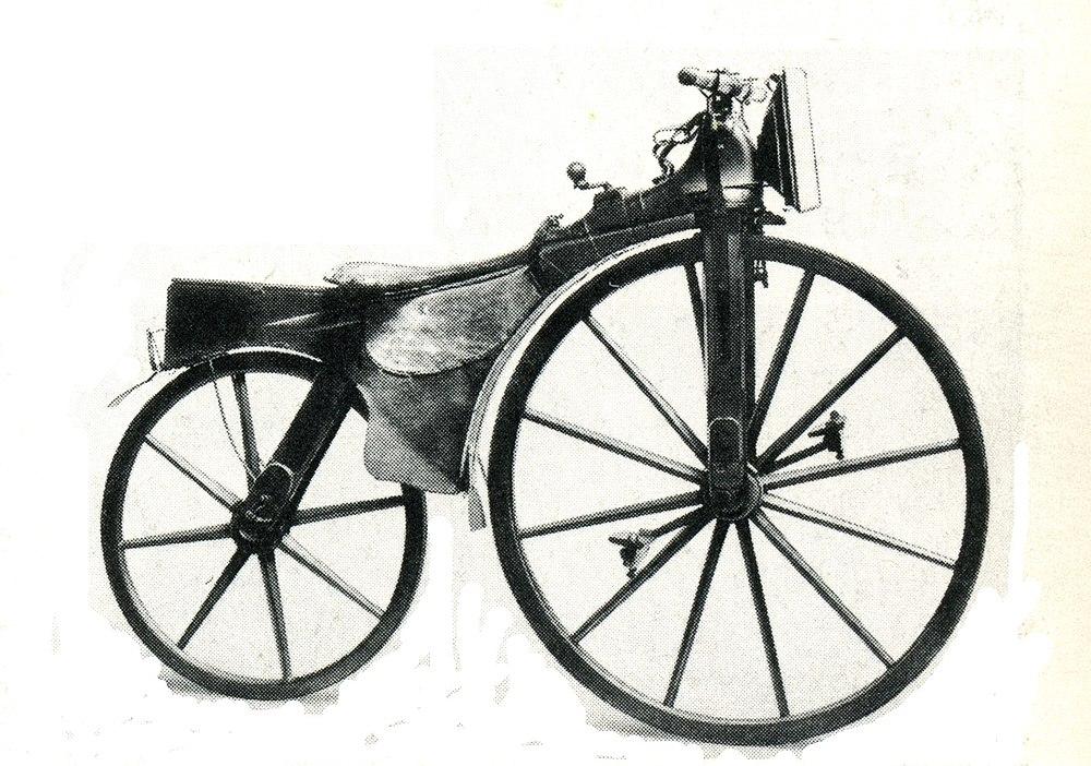 Geschichte des Fahrrads - eAnswers