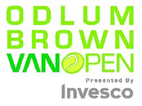 "Logo des Turniers ""Odlum Brown Vancouver Open 2011"""