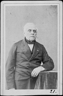 Daniel-François-Esprit Auber, fotografiert von Nadar (Quelle: Wikimedia)