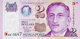 Singapur Dollar Wikipedia