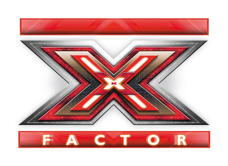 Datei:Logo X-Factor.jpg