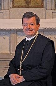 Abt Bruno Hubl OSB