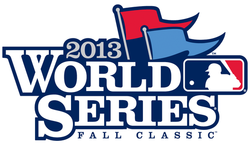 Logo der World Series 2013