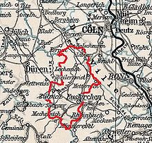 Kreis Euskirchen Wikipedia