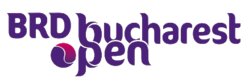 "Logo des Turniers ""Bucharest Open"""