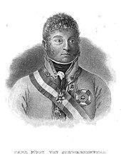 Carl, Fürst von Schwarzenberg (Quelle: Wikimedia)