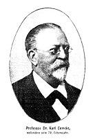 Carl von Lemcke -  Bild