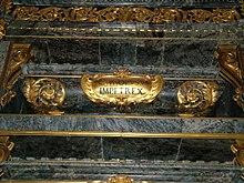 Grab Kaiser Karls V. im Escorial (Quelle: Wikimedia)