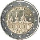 2 Euro Spain 2013 Escorial.jpg