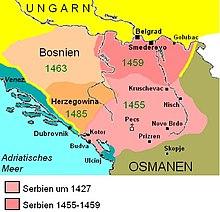 Geschichte Serbiens Wikipedia