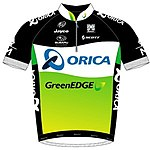 Trikot Orica GreenEdge