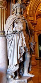 Statue im Heeresgeschichtlichen Museum (Quelle: Wikimedia)