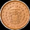 1 cent Vatican 2nd series