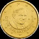 10 cents Vatican 3rd series