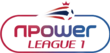 Logo der Football League One