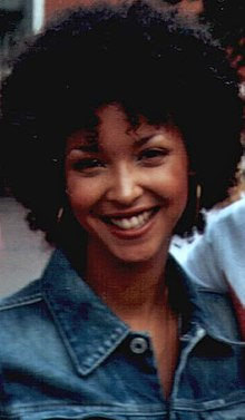 Young Whitney Houston