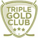 Logo des Triple Gold Club