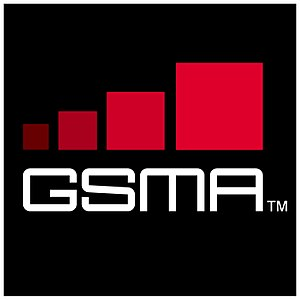 Das Logo der GSM Association