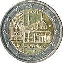 2 Euro Germany 2013 Maulbronn Monastery.jpg