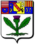 Wappen von Nancy