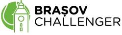 """Logo of the tournament """"BRD Brașov Challenger"""""""