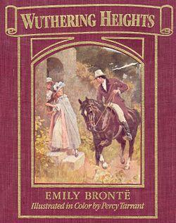 Titelbild der britischen Ausgabe von 1926 mit Illustrationen von Percy Tarrant (1881–1930)