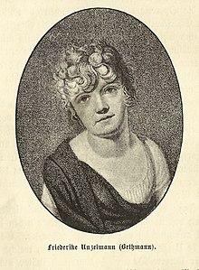 Friederike Unzelmann (Quelle: Wikimedia)