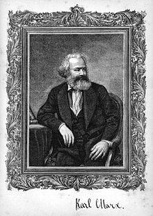 Karl Marx Klassengesellschaft