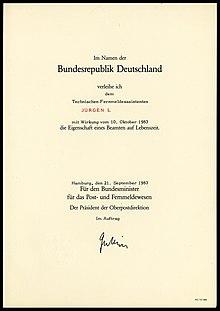 Beamter Deutschland Wikipedia