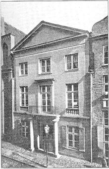 einstiges Hahn-Neuhaus'sches Haus zu Lübeck[5] (Quelle: Wikimedia)