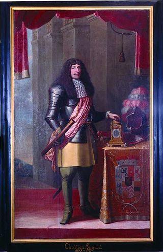Christian August (Pfalz-Sulzbach)