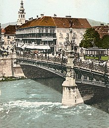 Graz Brücke