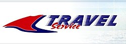 Logo der Travel Service