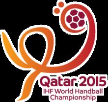 Logo der 24. Handball-Weltmeisterschaft der Herren