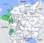 Lage des Burgundischen Kreises im Heiligen Römischen Reich