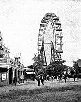 The Vienna Ferris Wheel 1897