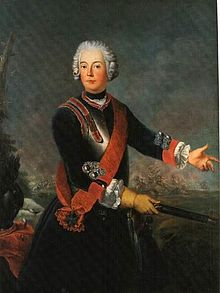 Der Vater: August Wilhelm (Quelle: Wikimedia)