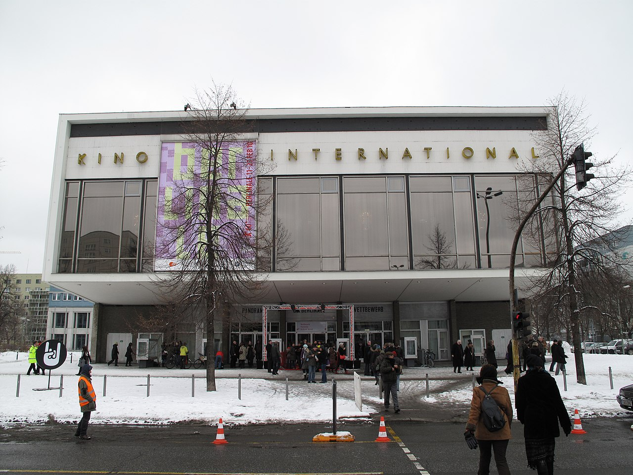 Spreehöfe Kino Berlin